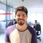 Rafael Correia faz parte da Equipe de Design na Agência Fizzy 360º