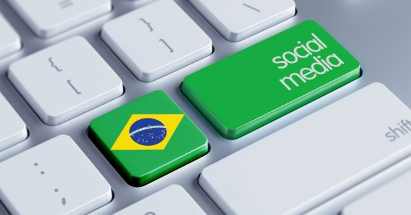 Investimentos em marketing digital e redes sociais no Brasil
