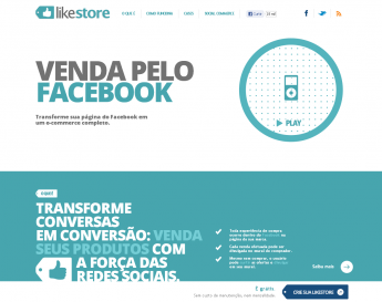 Likestore: o social commerce do Facebook