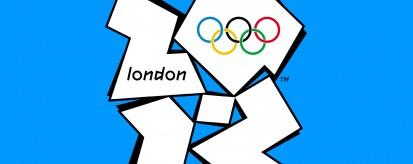 Logo das Olimpíadas de Londres de 2012 | Uso das redes sociais atrapalha transmissão dos Jogos Olímpicos