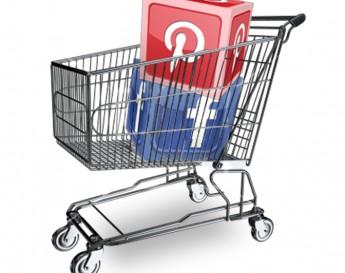 Pinterest e Facebook despontam como Lojas Virtuais nas Redes Sociais