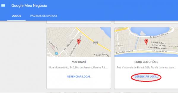 Seu negócio no Google Places: passo 10