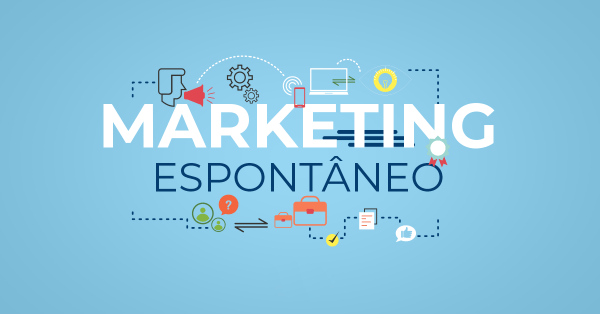 arte gráfica sobre marketing espontâneo | Como aumentar engajamento com marketing espontâneo?