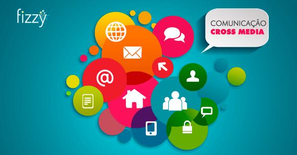 arte de comunicação cross media | Como funciona uma comunicação cross media?