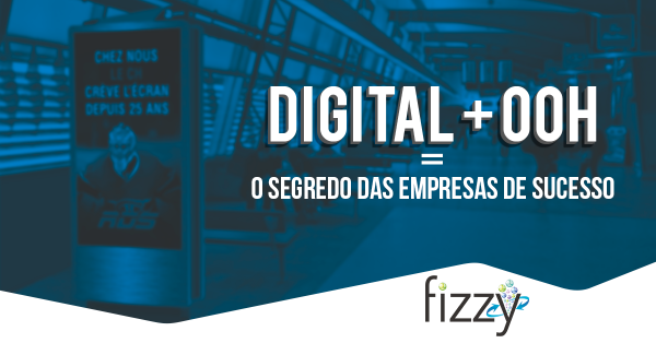arte de digital e ooh | Por que investir no digital e no out of home ao mesmo tempo?