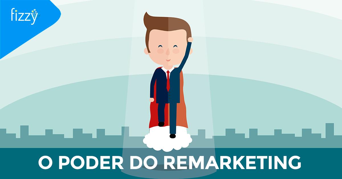 Ilustração de super herói | Remarketing: conheça a estratégia que pode ampliar suas vendas